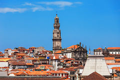 Clerigos Tower, Porto Stock Images