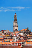Clerigos Tower, Porto Royalty Free Stock Photo