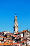 Clerigos Tower, Porto Stock Photography