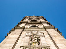 The clerigos tower Royalty Free Stock Images