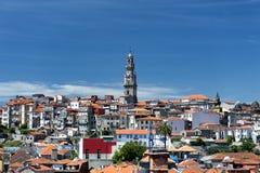 Clerigos-Turm Stockfoto