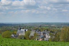 Clermont, Belgio Fotografie Stock