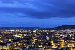 Clermont-Ferrand dans les Frances photographie stock