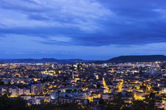 Clermont-Ferrand in France stock photo