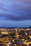 Clermont-Ferrand w Francja Zdjęcia Stock