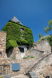 Clervaux Castle Stock Photo