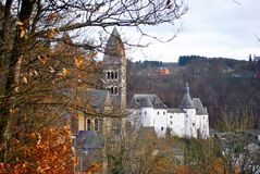 Clervaux Stock Photo