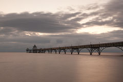Clevedon Pier Royalty Free Stock Image
