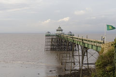 Clevedon Pier Stock Images
