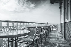 Clevedon Pier Stock Image