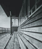 Clevedon Pier Royalty Free Stock Images