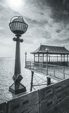 Clevedon Pier Stock Photography
