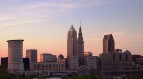 cleveland Огайо Стоковое фото RF