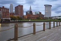 Cleveland. obrazy stock