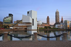 Cleveland. Stockfotos