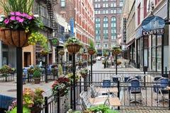 Cleveland Imagem de Stock Royalty Free