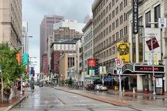 Cleveland foto de stock