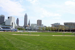 cleveland Imagens de Stock Royalty Free