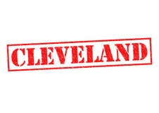 Cleveland Stock Foto
