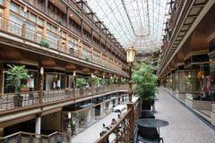 Cleveland Arcade Stock Images