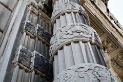 Cleveland-Architektur lizenzfreie stockfotos