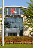 Cleveland Browns Corporate Headquarters Immagini Stock Libere da Diritti