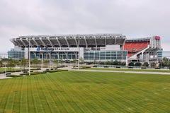 Cleveland Browns Stadium Stock Afbeeldingen