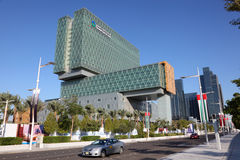 Cleveland Clinic in Abu Dhabi Stock Photography
