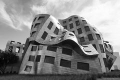 Cleveland Clinic Building - Las Vegas arkivbild