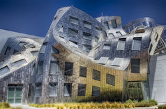 The Cleveland Clinic Lou Ruvo Center for Brain Health Stock Photos