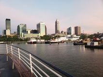 Cleveland royalty-vrije stock fotografie