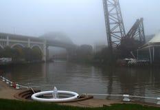 Cleveland de débarquement du colon, Ohio photos stock