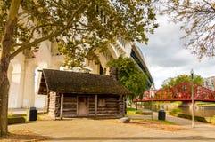 Cleveland Heritage Park photographie stock libre de droits