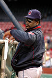 Cleveland Indians d'Eddie Murray photo libre de droits