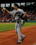 Cleveland Indians de Martínez del vencedor Fotografía de archivo