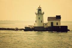 Cleveland lighthouse Stock Photo