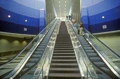 Cleveland lotnisko międzynarodowe, Cleveland, OH fotografia royalty free