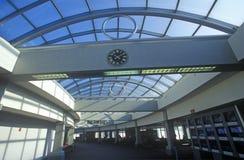 Cleveland lotnisko międzynarodowe, Cleveland, OH obraz royalty free