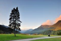 cleveland lwów góry park Zdjęcia Royalty Free