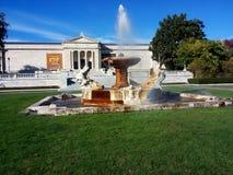 Cleveland Museum del arte imágenes de archivo libres de regalías