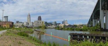 Cleveland, OH Fotografía de archivo libre de regalías