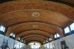 Soffitto del mercato della costa Ovest Fotografie Stock Libere da Diritti