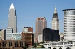 cleveland Ohio Zdjęcie Stock