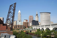 Cleveland Ohio Images stock