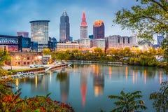 Cleveland, Ohio, EUA Imagens de Stock Royalty Free