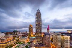 Cleveland, Ohio, EUA foto de stock