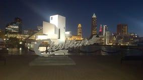 Cleveland ohio stock photography