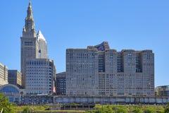 Cleveland, Ohio royalty free stock images