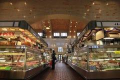 Cleveland's West Side Market Stock Image