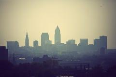 Cleveland -  skyline Royalty Free Stock Images